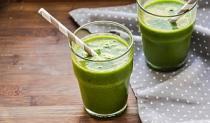 Prednosti zelenog kašastog soka ili smootheja