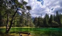 Grüner See - Zeleno jezero – Čudo prirode