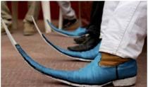 Drevni izumi – Šiznuta obuća