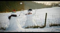 Za sve one koji vole raditi snješka!